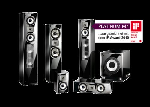 quadral Platinum M Serie