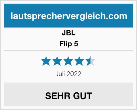 JBL Flip 5 Test