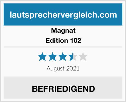 Magnat Edition 102 Test