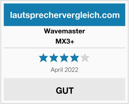 Wavemaster MX3+ Test