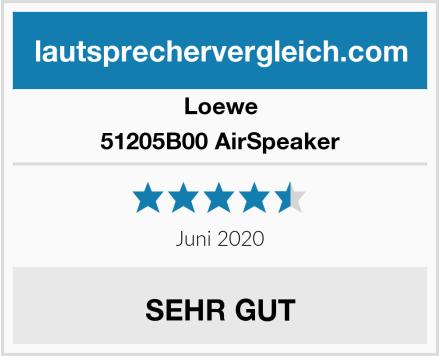 Loewe 51205B00 AirSpeaker Test