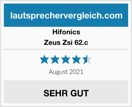 Hifonics Zeus Zsi 62.c Test