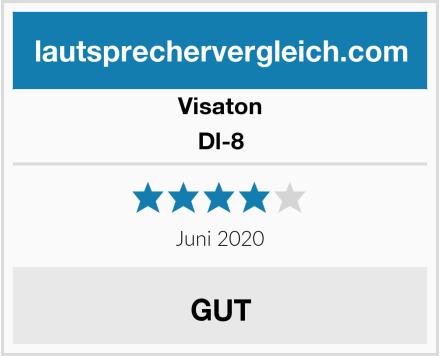 Visaton Dl-8 Test