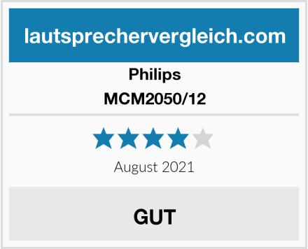 Philips MCM2050/12 Test