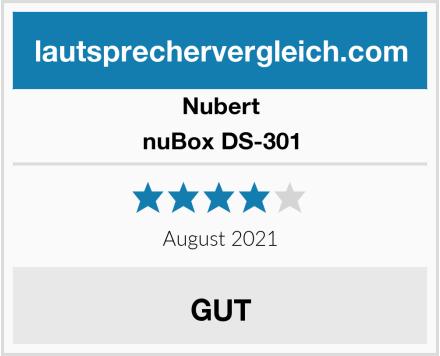 Nubert nuBox DS-301 Test