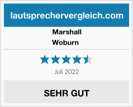 Marshall Woburn  Test