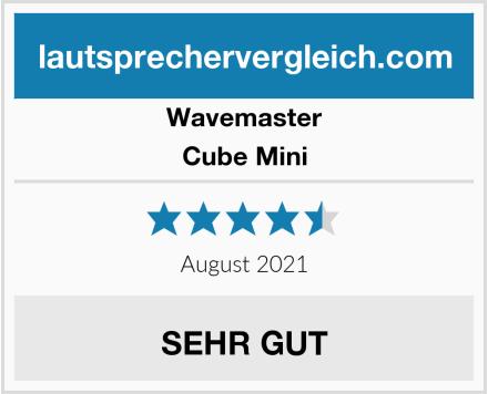 Wavemaster Cube Mini Test