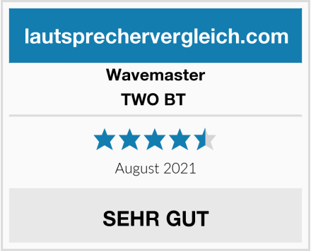 Wavemaster TWO BT  Test