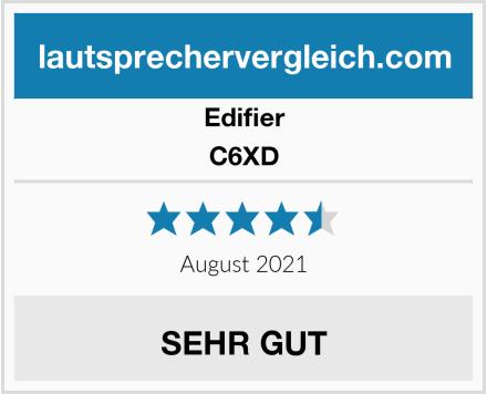 Edifier C6XD Test