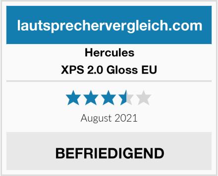 Hercules XPS 2.0 Gloss EU Test