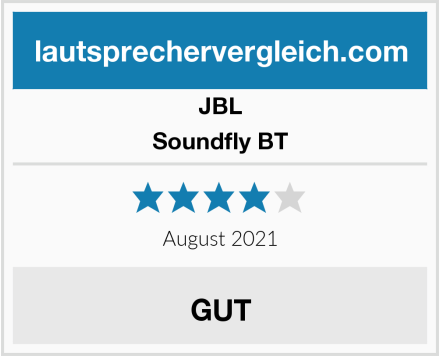 JBL Soundfly BT Test