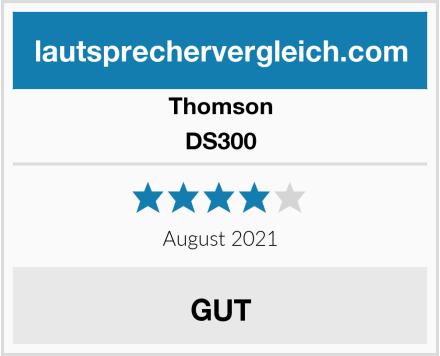 Thomson DS300 Test