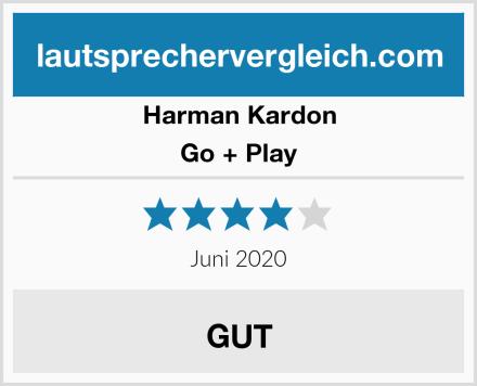 Harman Kardon Go + Play Test