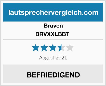 Braven BRVXXLBBT  Test