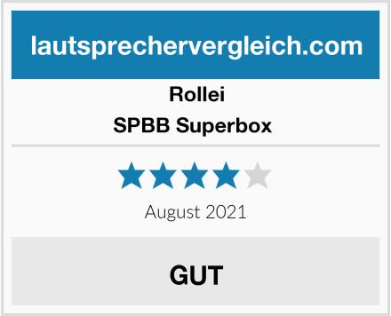 Rollei SPBB Superbox  Test