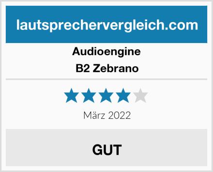 Audioengine B2 Zebrano Test