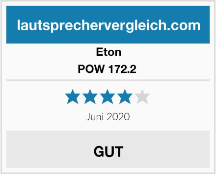 Eton POW 172.2  Test