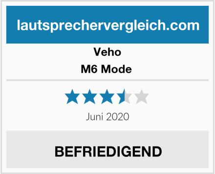Veho M6 Mode  Test