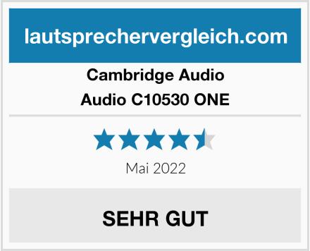 Cambridge Audio Audio C10530 ONE Test