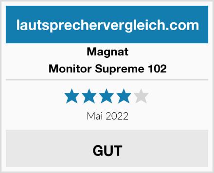 Magnat Monitor Supreme 102 Test