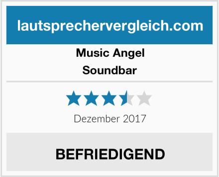 Music Angel Soundbar Test