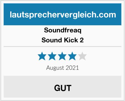 Soundfreaq Sound Kick 2 Test