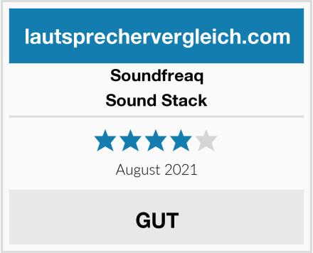 Soundfreaq Sound Stack Test