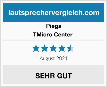 Piega TMicro Center  Test