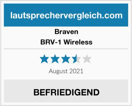 Braven BRV-1 Wireless Test