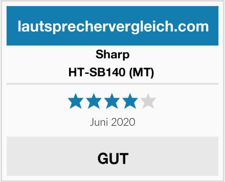Sharp HT-SB140 (MT)  Test