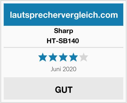 Sharp HT-SB140  Test