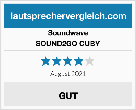 Soundwave SOUND2GO CUBY Test