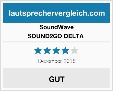 Soundwave SOUND2GO DELTA  Test