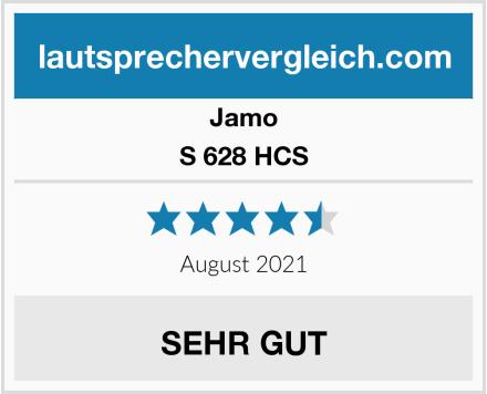 Jamo S 628 HCS Test