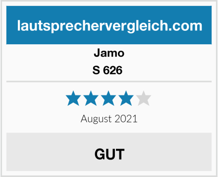Jamo S 626  Test
