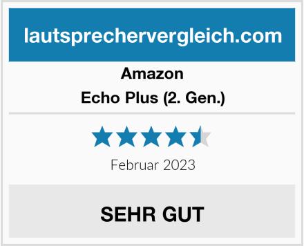 Amazon Echo Plus (2. Gen.) Test
