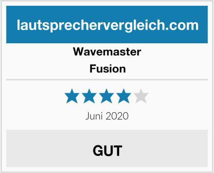 Wavemaster Fusion Test
