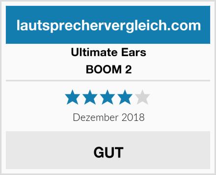 Ultimate Ears BOOM 2 Test