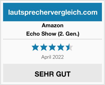 Amazon Echo Show (2. Gen.) Test