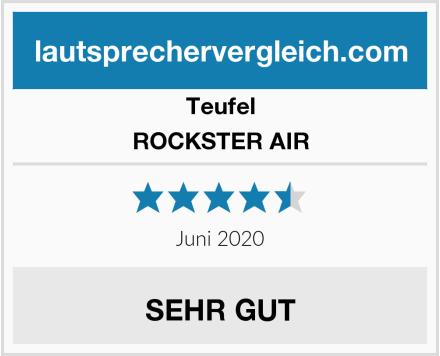 Teufel ROCKSTER AIR Test
