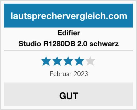 Edifier Studio R1280DB 2.0 schwarz Test