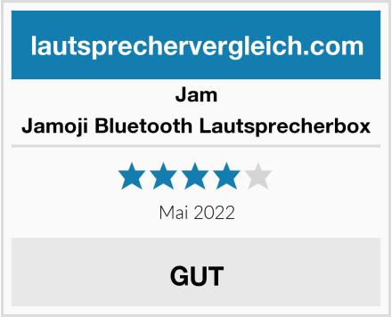 Jam Jamoji Bluetooth Lautsprecherbox Test
