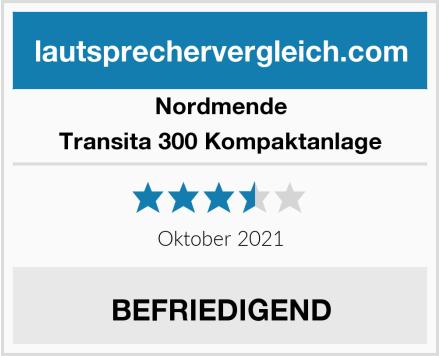 Nordmende Transita 300 Kompaktanlage Test
