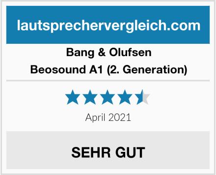 Bang & Olufsen Beosound A1 (2. Generation) Test