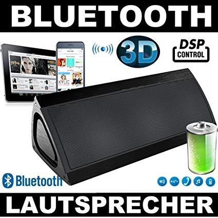 Lexfield Bluetooth Triangle Lautsprecher