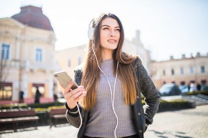 Musik mobil hören