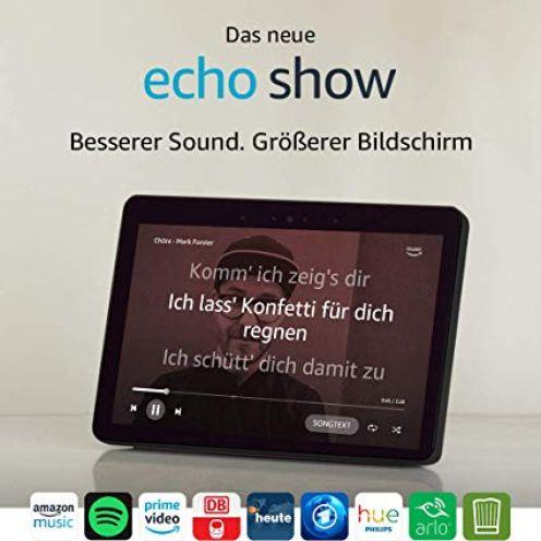 Amazon Echo Show (2. Gen.)